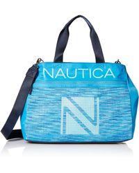 Nautica Fathom For Days Weekender - Blue