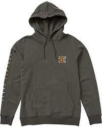 Billabong Pacific Pullover Hoody Graphic Hoodie - Multicolor