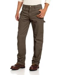 Dickies - Relaxed Straight-fit Lightweight Duck Carpenter Jean - Lyst