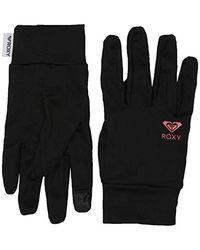 Roxy Snowboard/ski Liner Gloves - Black