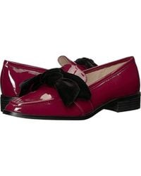 Nine West - Weeping Synthetic Loafer Flat - Lyst