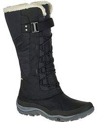 Merrell - Murren Tall Waterproof-w Snow Boot - Lyst