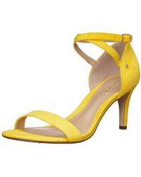 Lauren by Ralph Lauren Glinda Heeled Sandal - Yellow