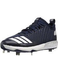 adidas Freak X Carbon Mid Baseball Shoe - Blue