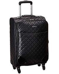 Guess Horton Suitcases - Black