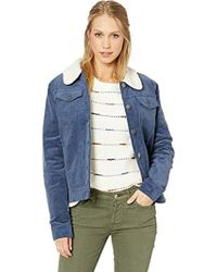 Rip Curl - On Cord Jacket - Lyst