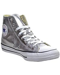 591f5d763b6c Lyst - Converse Lace-up Hi-top Sneakers in Purple for Men