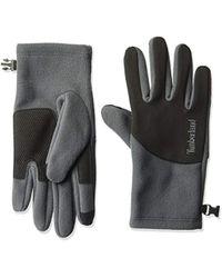Timberland - Fleece Power Stretch Glove With Touchscreen Technology - Lyst