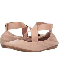 Taryn Rose - Edina Ballet Flat - Lyst