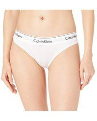 Calvin Klein - Modern Cotton Bikini Panty - Lyst