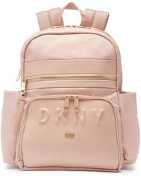 DKNY Trademark Backpack - Pink