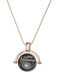 ALEX AND ANI - S Wrinkle In Time - Most Beautiful Dream Spinner Expandable Necklace - Lyst