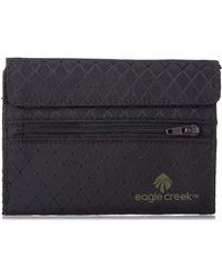 Eagle Creek Rfid International Tri-fold Wallet - Black