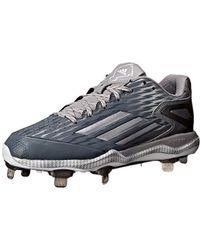 the best attitude e4d7c 444ba adidas - Performance Poweralley 3 Baseball Shoe - Lyst