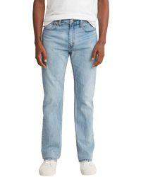 Levi's 527 Slim Bootcut Fit Jeans - Bleu