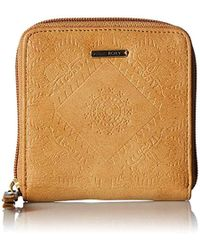 Roxy - Carry A Heart Small Squared Wallet - Lyst