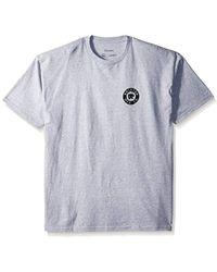Brixton - Prowler Short Sleeve Standard Tee - Lyst