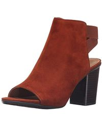 Kenneth Cole Reaction Fridah Fly Ankle Bootie - Brown