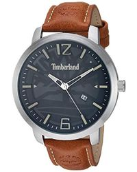 Timberland Clarksville Watch - Metallic