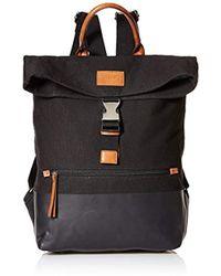 Nautica Modern Trails Backpack - Black