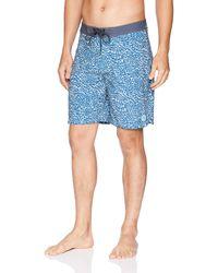 Rip Curl Mirage Modem Boardshort Board Shorts - Blue