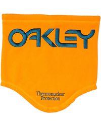 Oakley Tnp Neck Gaiter - Orange