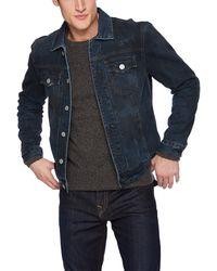 True Religion Dylan Jacket Jeansjacke - Blau