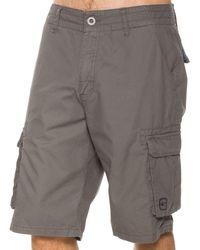 O'neill Sportswear Cohen Cargo Short - Grey
