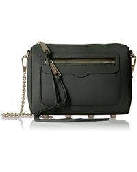 Rebecca Minkoff - Avery Cross Body Bag - Lyst