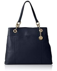 Tommy Hilfiger - Tote Bag For Th Signature, Tommy Navy - Lyst