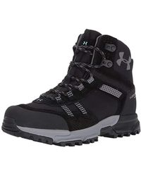 Under Armour - S Post Canyon Mid Waterproof Hiking Boot - Lyst
