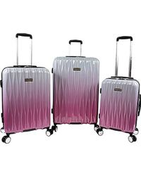 Juicy Couture - Lindsay 3-piece Hardside Spinner Luggage Set - Lyst