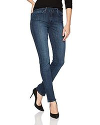 Levi's - Mid Rise Skinny Jeans - Lyst