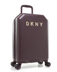 """DKNY 20"""" Upright With 8 Spinner Wheels - Multicolor"""