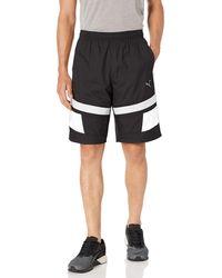 PUMA Retro Woven Shorts - Schwarz