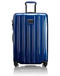 Tumi - - V3 Short Trip Expandable Packing Case Suitcase - Medium Hardside Luggage - Lyst