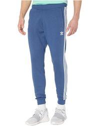 adidas Originals 3-stripes Pant Night Marine Large - Blue