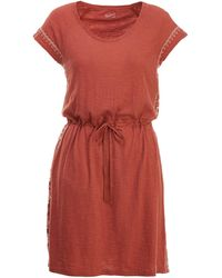 Woolrich Bell Canyon Eco Rich Ii Dress - Multicolor