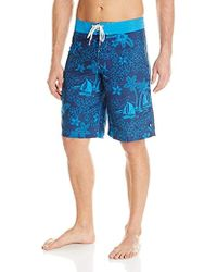 Sperry Top-Sider - Tiki Party Boardshort - Lyst