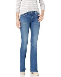 Hudson Jeans Drew Midrise Bootcut Jeans - Blue