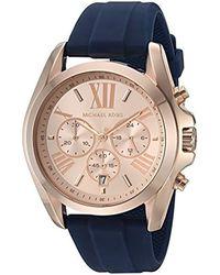 Michael Kors - Bradshaw Blue Watch Mk2650 - Lyst
