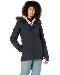 Volcom Fawn Insulated Jacket - Black