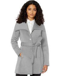 Steve Madden Softshell Fashion Jacket - Gray