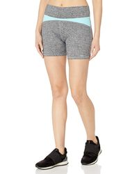 Freya Reflective Speed Fitted Short - Gray