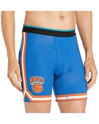 Stance Knicks Hwc Boxer Brief - Blue