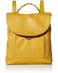 Lucky Brand Womens Vala Backpack - Yellow