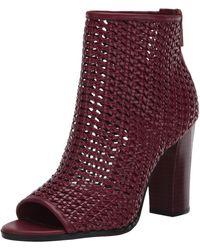 Calvin Klein - Bootie Ankle Boot,black - Lyst