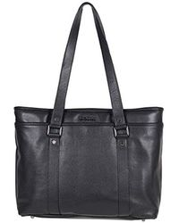 Kenneth Cole Reaction A Majority Tote - Black