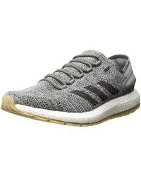 adidas Pureboost Atr Running Shoe - Gray