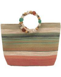 Nanette Lepore Beads Handle - Green